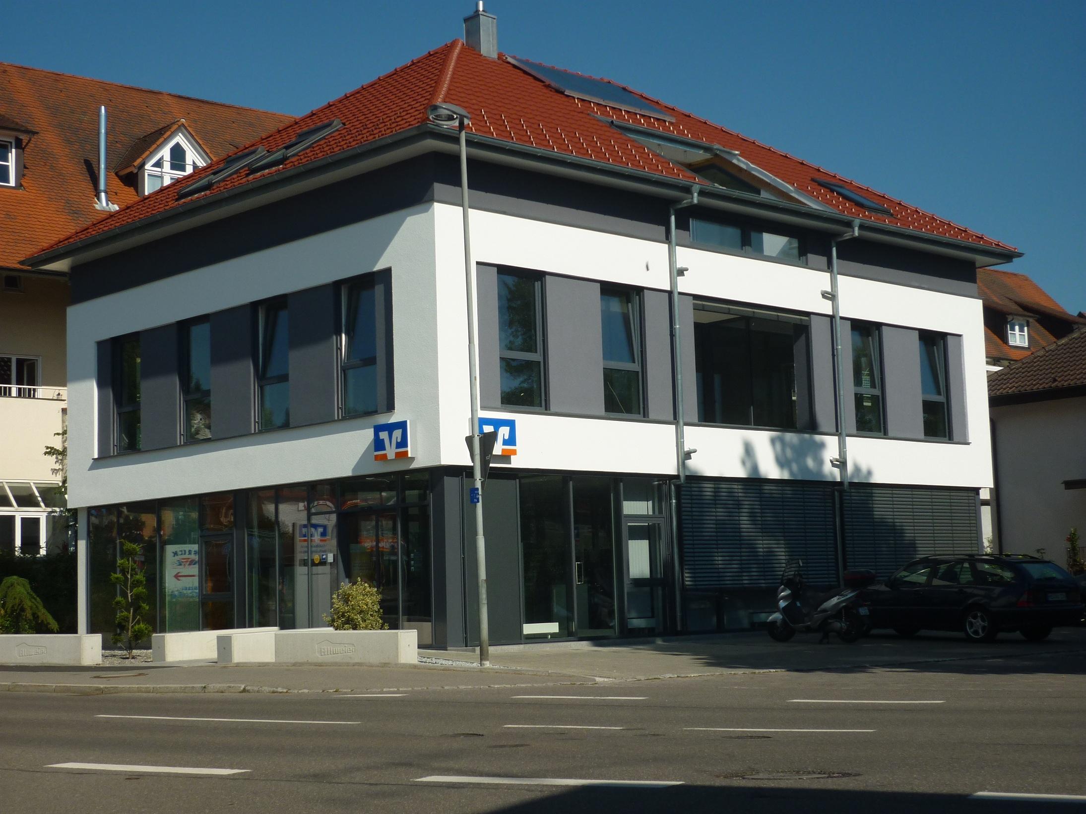 Neubau eines Wohn- undGeschäftshauses