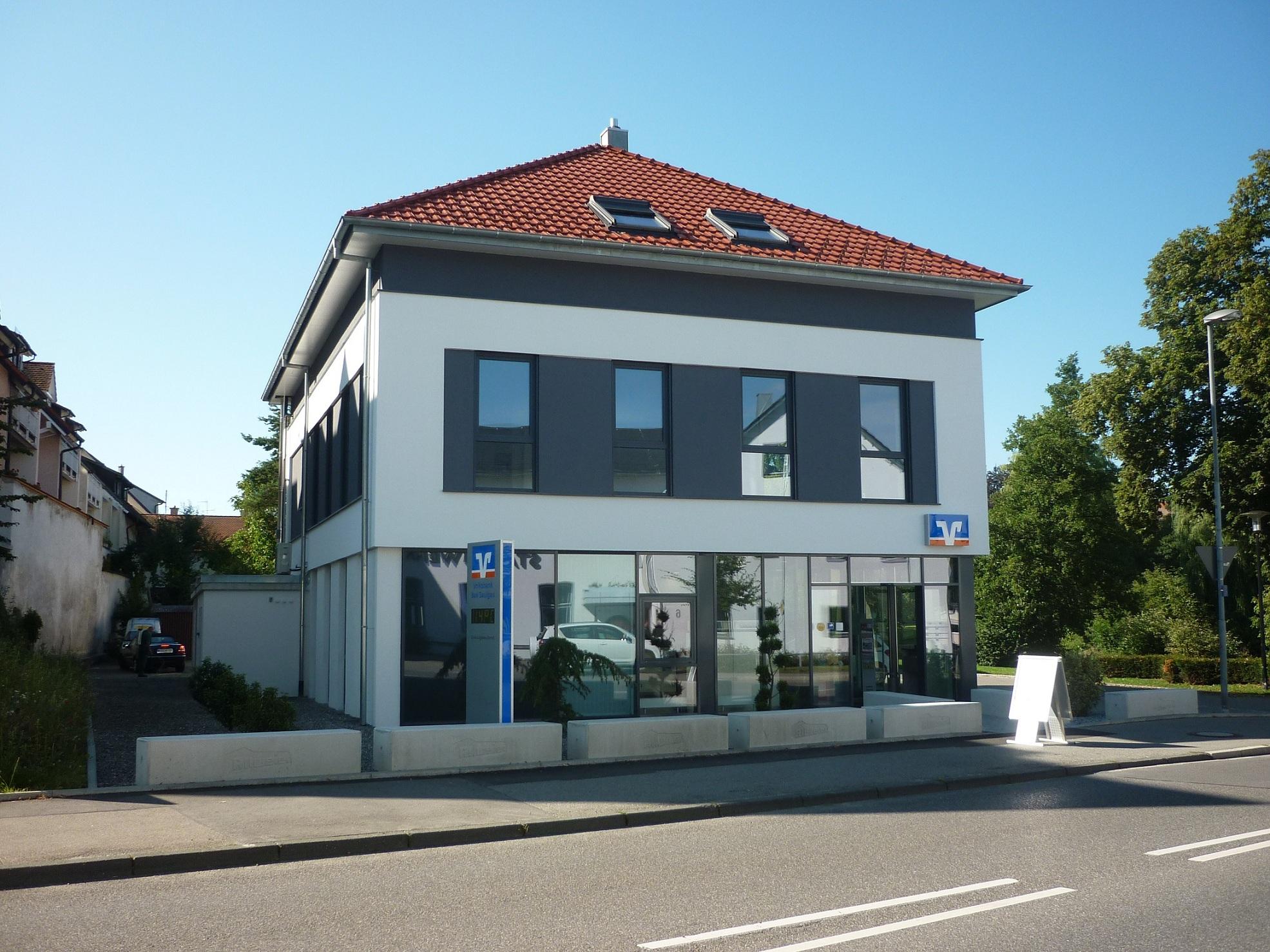 wohn, udo klamer* - neubau eines wohn- und geschäftshauses - projekte, Design ideen