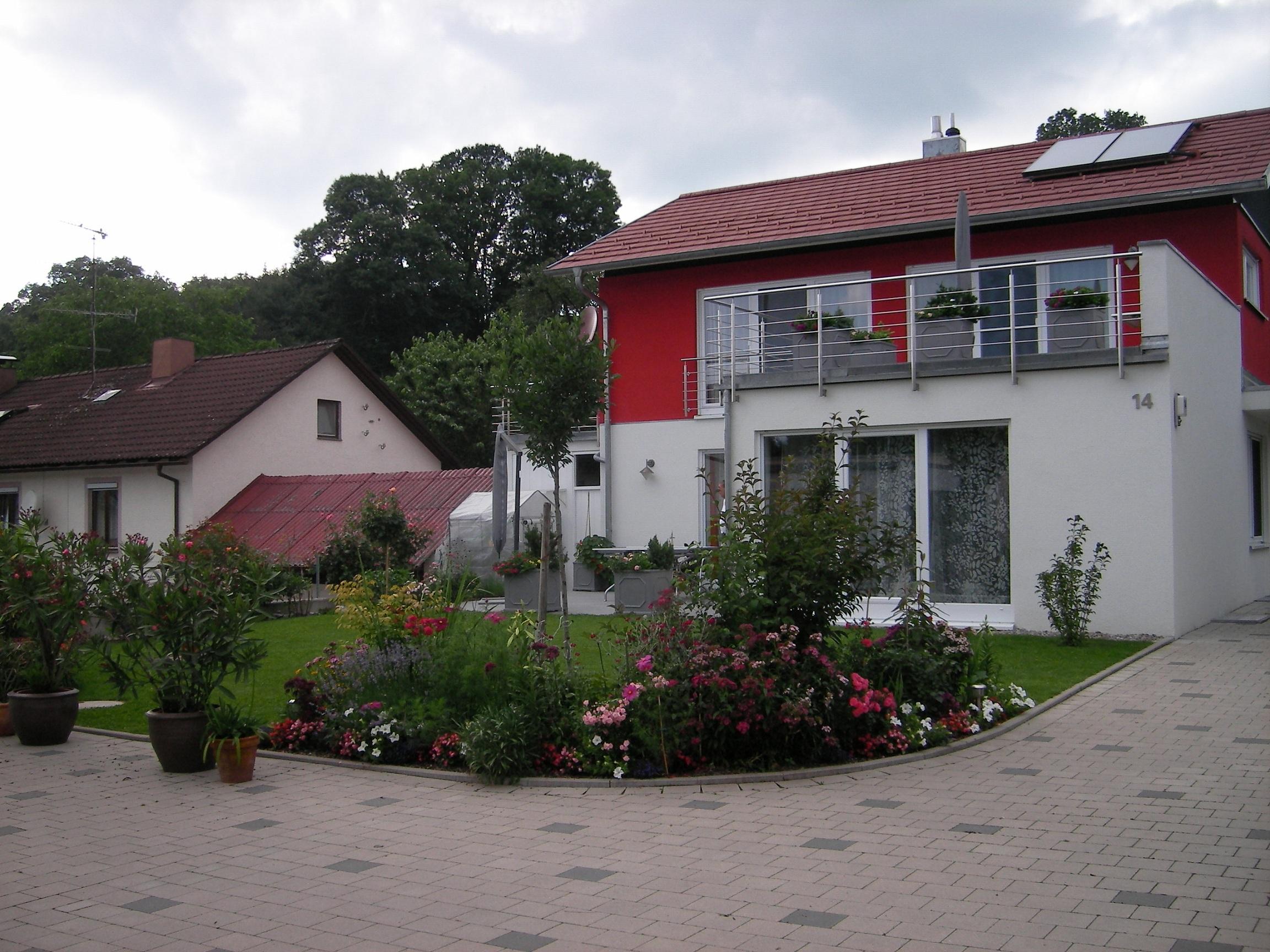 Neubau eines Einfamilienhauses inNeuravensburg
