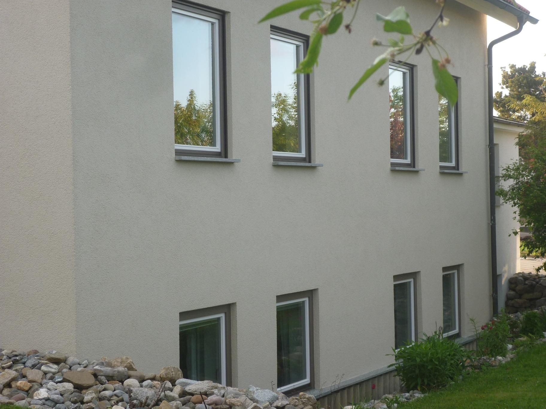 Neubau eines Zweifamilienhauses in BadSaulgau