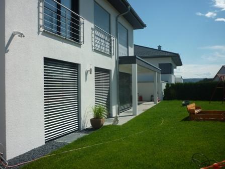 Neubau eines Einfamilienhauses in Berg-Ettishofen