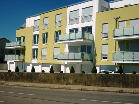 Neubau eines Mehrfamilienhauses inPfullendorf